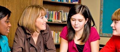 los coordinadores locales durante tu intercambio en un high school